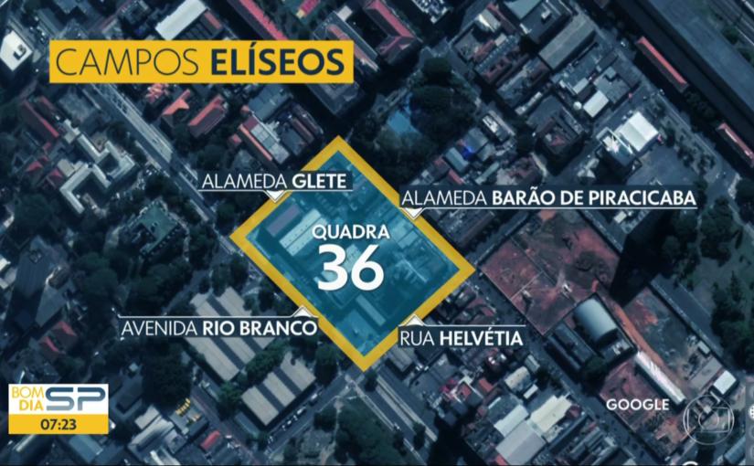 Globo, jornais e outras mídias falam sobre aremoção