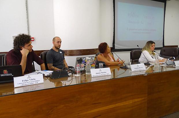 Projeto Campos Elíseos Vivo é apresentado na Subcomissão da Câmara de SãoPaulo