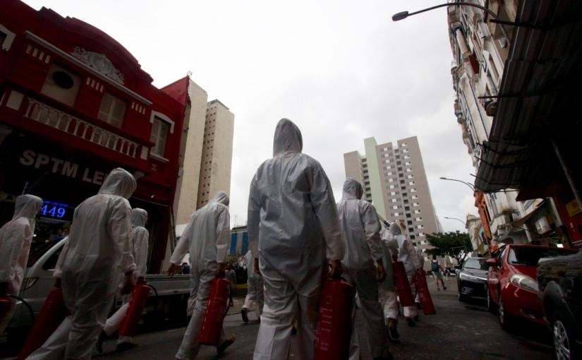 Remoções sistemáticas no centro de São Paulo prejudicam a cidadeinteira