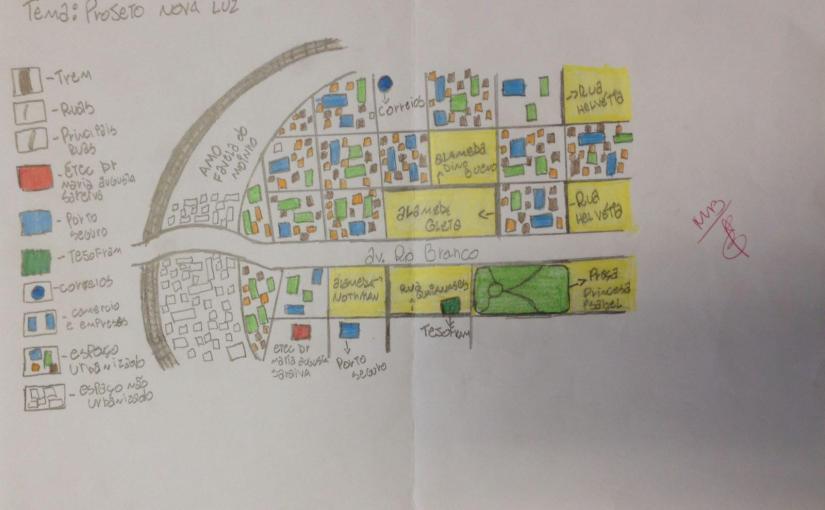 Leituras cartográficas a partir da escola pública: o que pega para a juventude que estuda na região do Campos Elíseos, centro da cidade de SãoPaulo